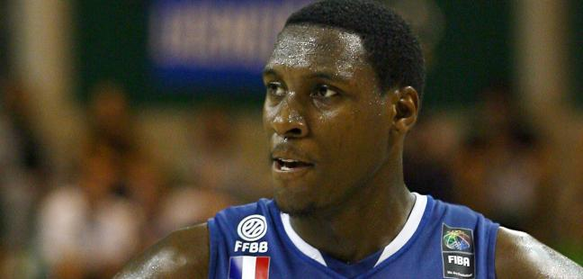 Ian Mahinmi will play for his country in the FIBA World Cup Aug. 30-Sept. 14 in Spain.