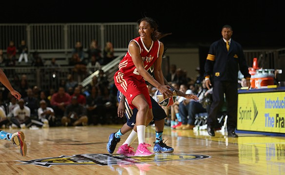 All star weekend tamika catchings to compete in degree shooting stars