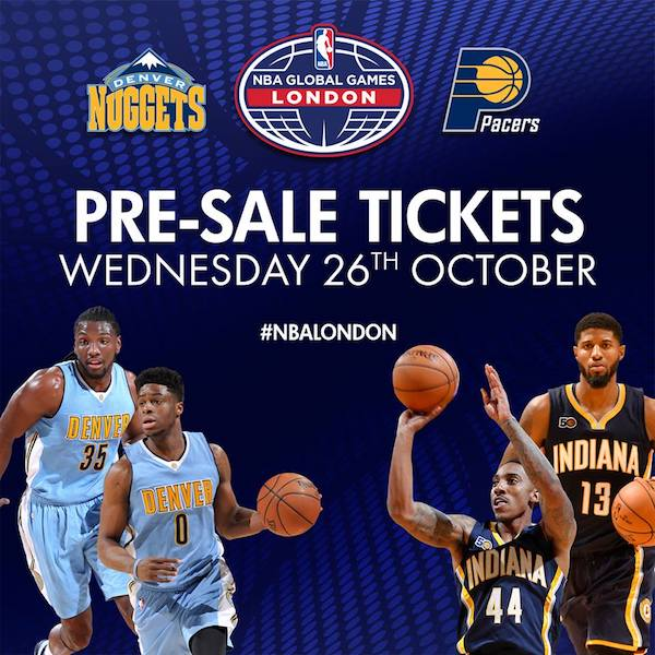 Navigating Through The NBA Global Games' Ticket Lottery