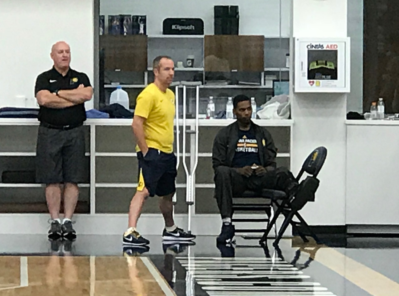 Pacers' Glenn Robinson III to have surgery, miss 2 months