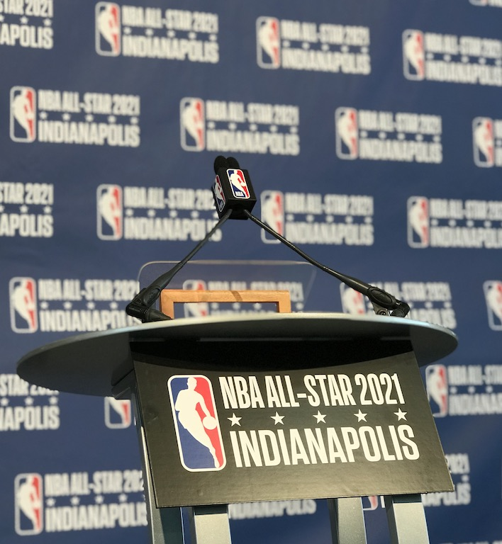 Indiana Pacers to reportedly host the 2021 NBA All-Star Game