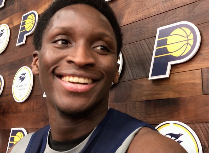 Oladipo Named All-Star Reserve